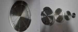 Low noise plates